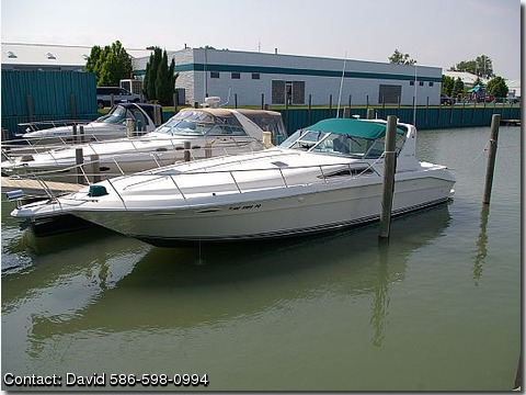 1993 Sea Ray Exp Cruiser WPRocket