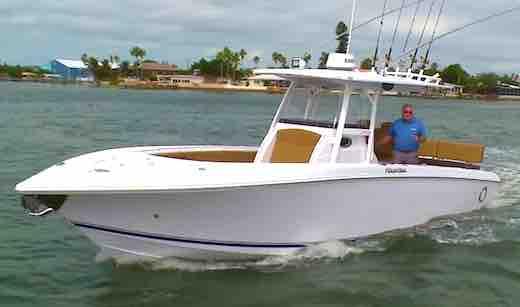 Fountain 34 CC Review, fountain 34 cc specs, fountain 34 cc performance, fountain 34 cc top speed, fountain 34 cc price, fountain 34 cc test, 2005 fountain 34 cc,