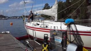 Boatwasher Fisksätra båtbottentvätt (17)