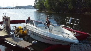 Boatwasher Fisksätra båtbottentvätt (5)