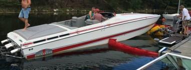Boatwasher Fisksätra båtbottentvätt båttvätt