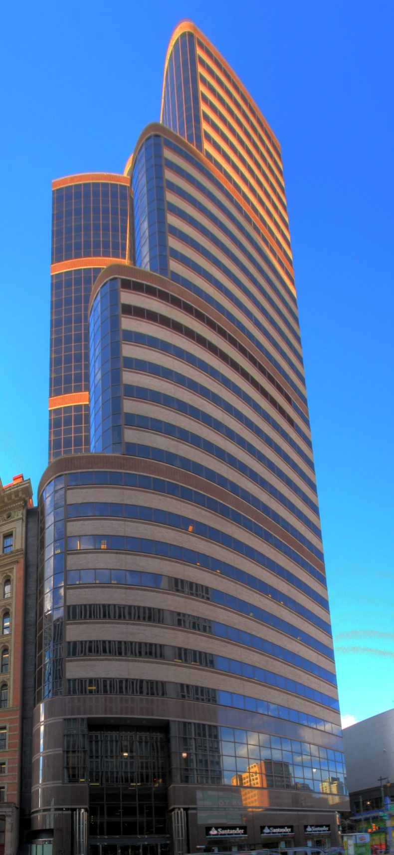 Jefferson (formerly Aramark) Tower 1101 Market Street Philadelphia, PA Copyright 2019, Bob Bruhin. All rights reserved.