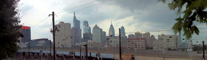 Center City View from Penn Park 3000 Walnut St Philadelphia, PA