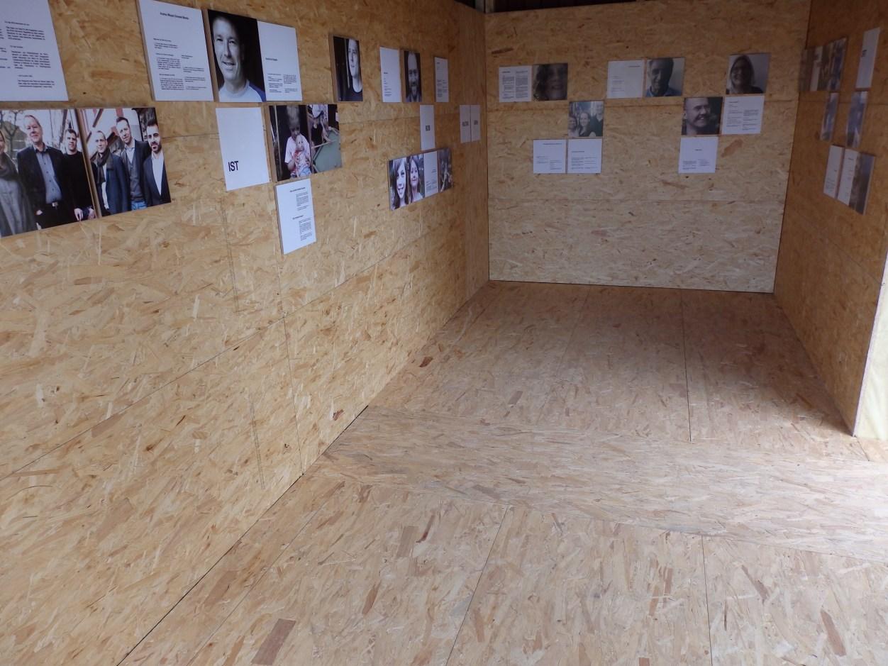 Infopunkt/Begegnungsort/Ausstellungsraum