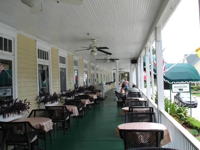 Tour Of Historical Buildings Of Mount Dora Florida