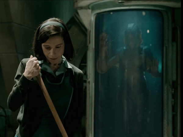 One Mann's Movies Film Review: The Shape of Water (2018