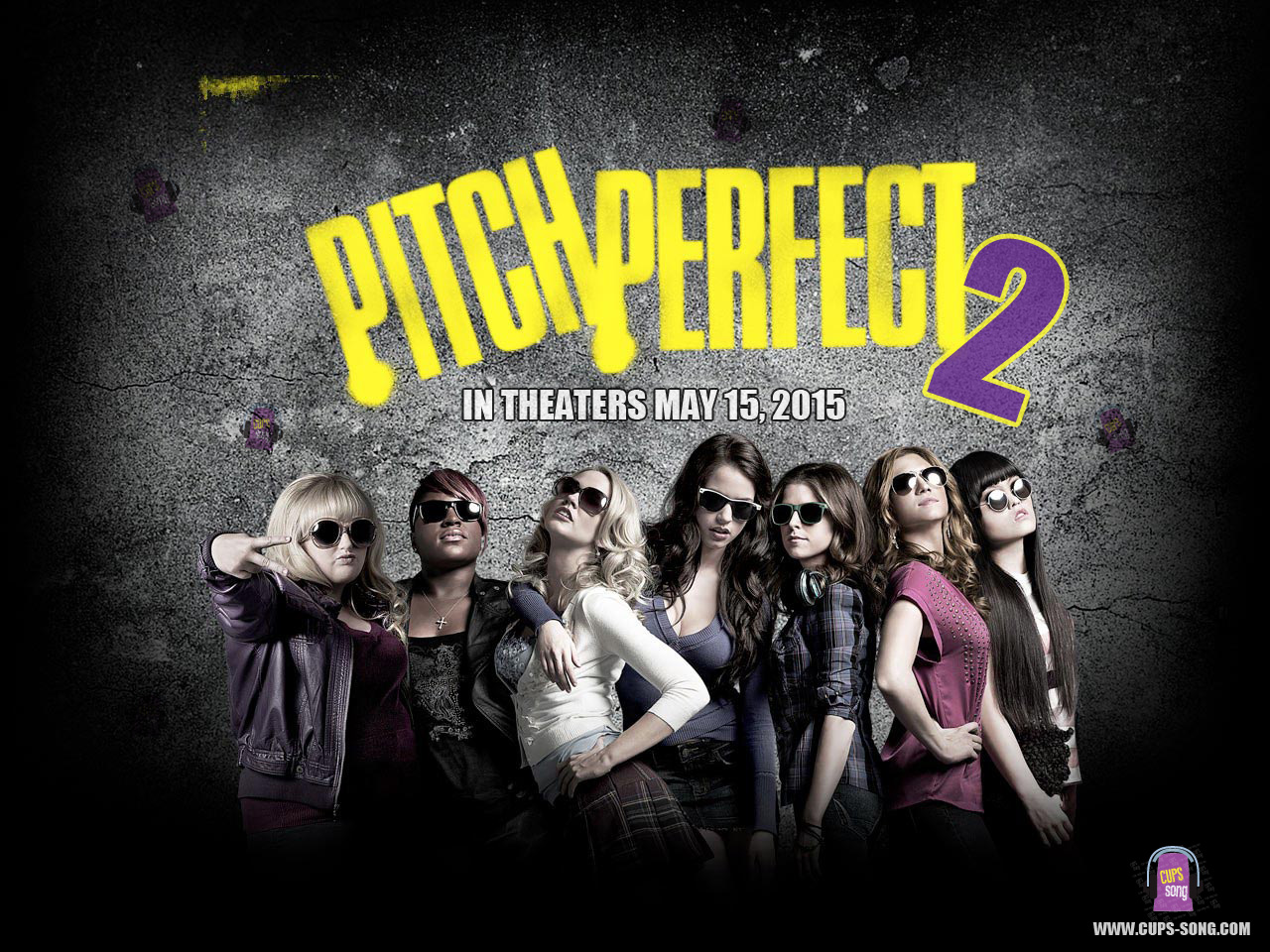 One Mann S Movies Film Review Pitch Perfect 2 2015 One Mann S Movies