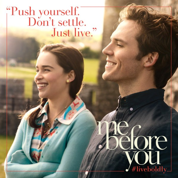 One Mann S Movies Dvd Review Me Before You 2016 One Mann S Movies