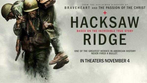 One Mann S Movies Film Review Hacksaw Ridge 2017 One Mann S Movies