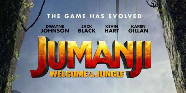One Mann's Movies Film Review: Jumanji: Welcome to the