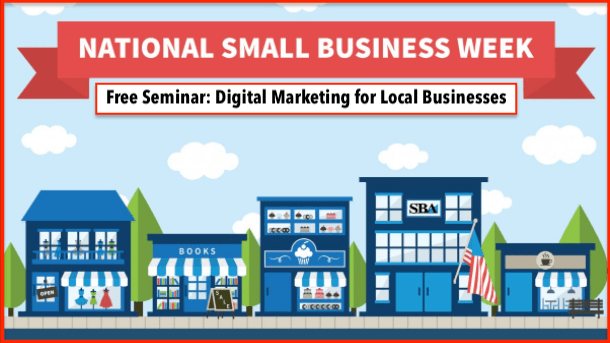 FREE EVENT: Digital Marketing for Local Businesses