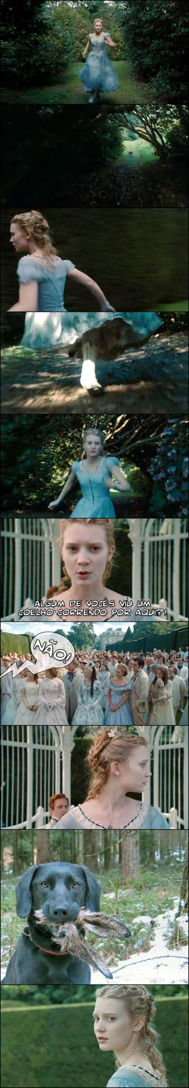 ALICE COELHO Alice, não perca o coelho de vista!
