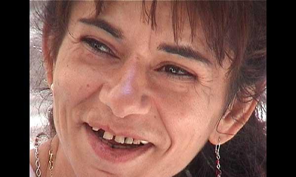 Gamila. Pickpocket in Barcelona