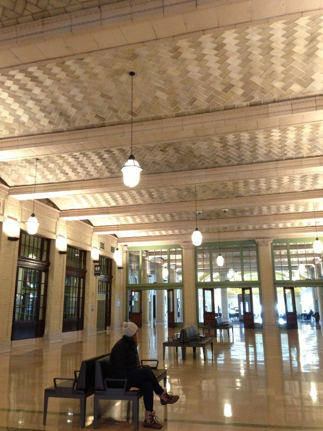 The Union Depot II