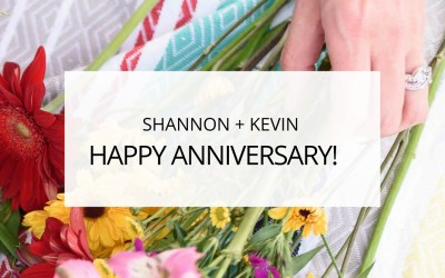 Shoreview Anniversary Session: Shannon + Kevin