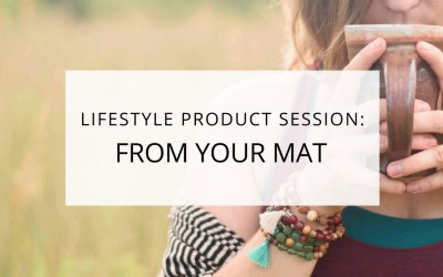 Shoreview Lifestyle Product Session: From Your Mat