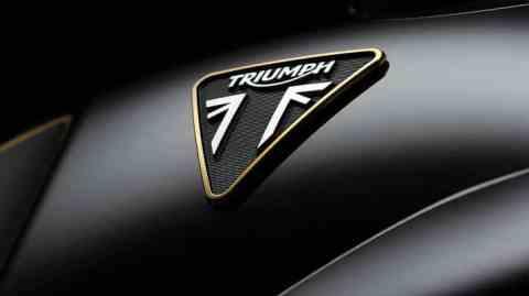 Triumph Factory Custom