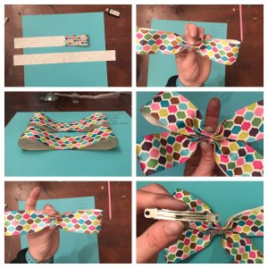 Simple Bow step by step