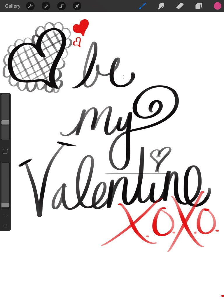Valentine Note