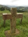Cross near Zarautz