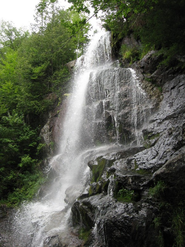 Beaver Meadow Falls, Adirondack Mountain, Essex County, New York
