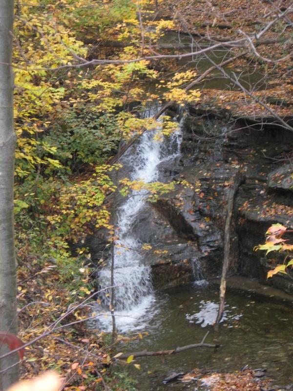 Sixteen Falls Creek, Seneca County, New York