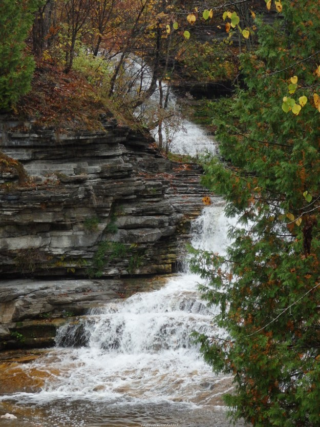 Old City Rd, Old City Falls, Wolf Hollow Falls