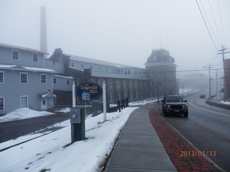 Daniel Green Factory Complex, Old Dolgeville Mill