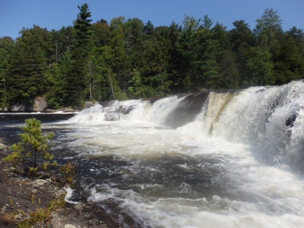 Moshier Upper Falls #3 First Falls