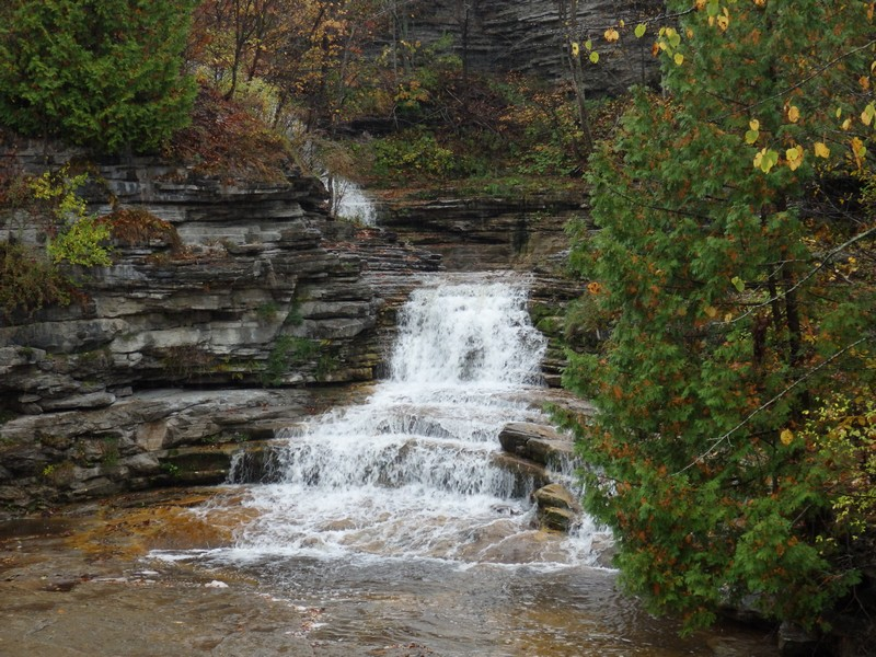 Old City Falls (Old City Rd, falls on) #1