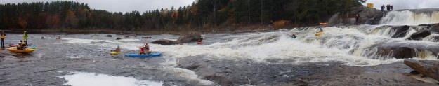 Moose River, Agers Falls, Lewis County, New York