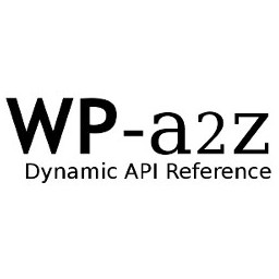 WP-a2z now at WordPress 4.7.1