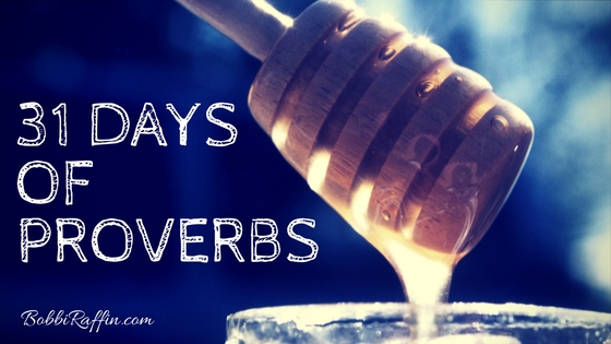 31 Days of Proverbs