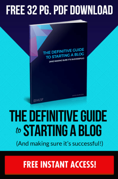 Guide to Starting a Blog
