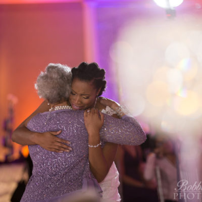 Emotional grandma and granddaughter dance - The Seville.