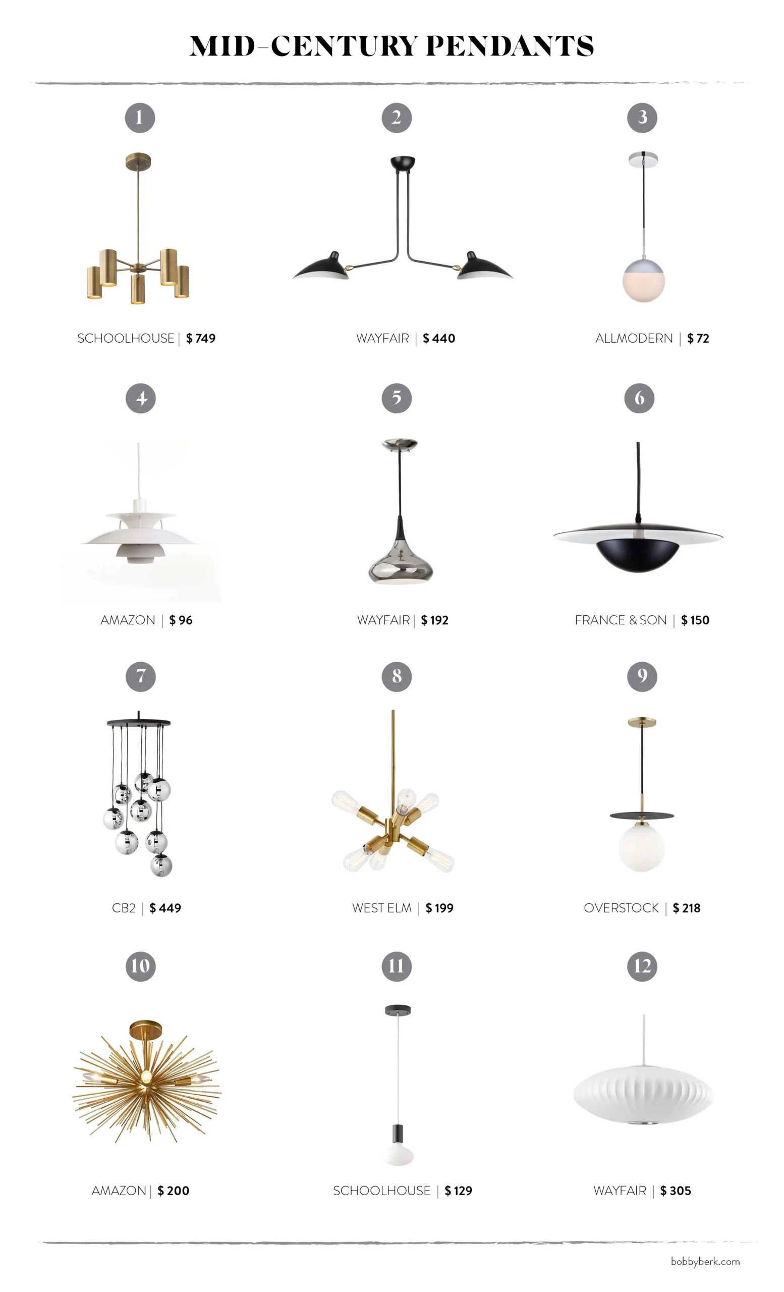 mid century modern lighting 36 of our