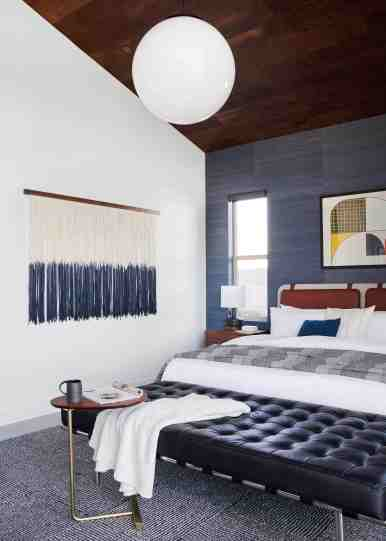 Mid Century Modernized Master Bedroom Bathroom And Everything You Need To Get The Look Bobby Berk