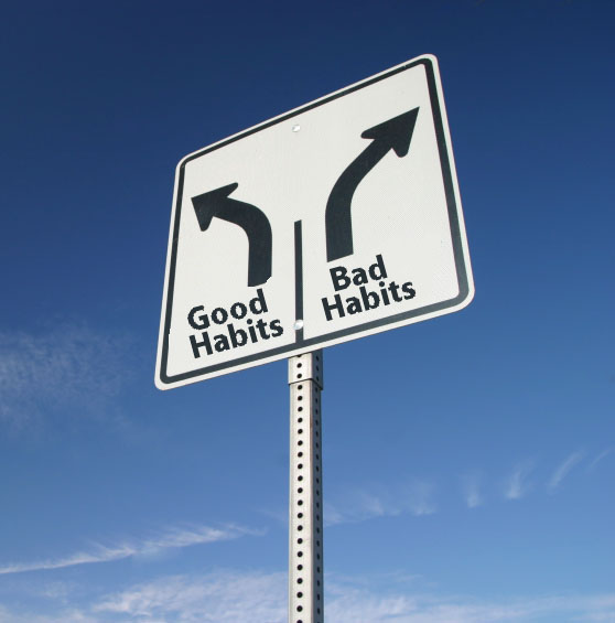 Bobby mcgraw good habits bad habits