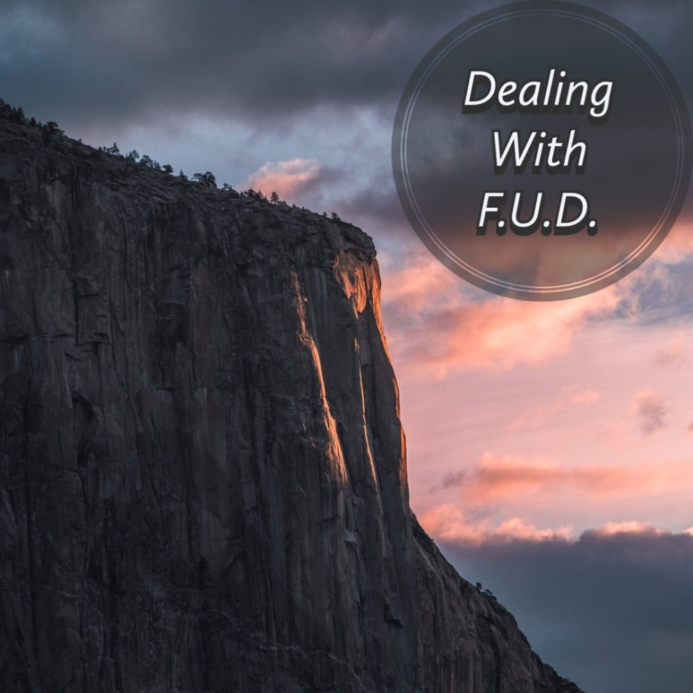 Dealing with FUD