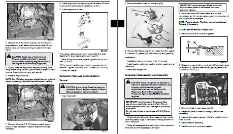 bobcat manual example