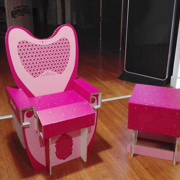 Muebles en Cartón