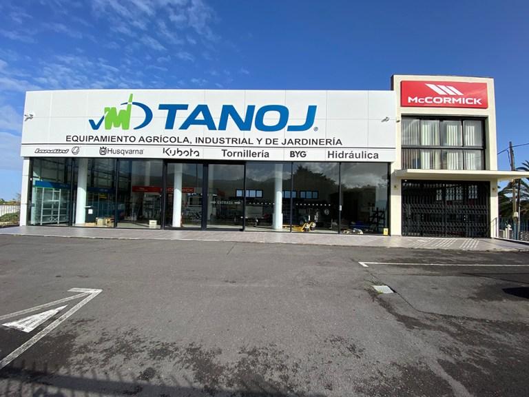 Tanoj  – Fachada Ventilada