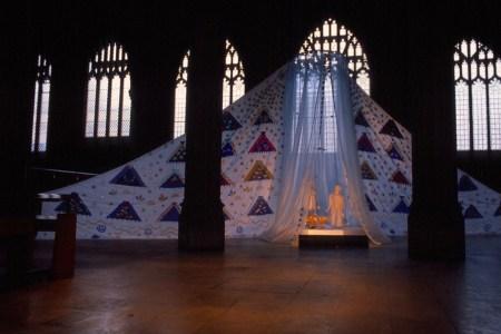 Crib at Manchester Cathedral