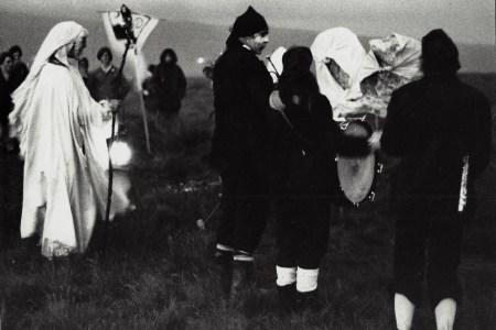 The Ellen Strange ceremony 1978