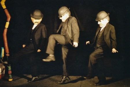 Posada dances…