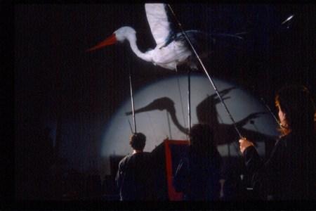 The Wheel – stork