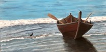 """""""Fortune brings in some boats that are not steered."""" - William Shakespeare"""