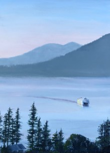 """Friday Harbor Arrival"": SOLD"