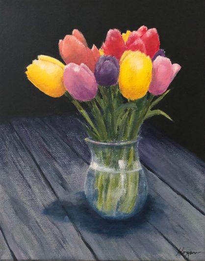 """I must have flowers, always, always."" - Monet"