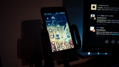 Android 4.0 ICS dla LG2X wdrugim kwartale 2012 roku